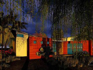 Casa Jardín Llanos de ARQUITECTOnico