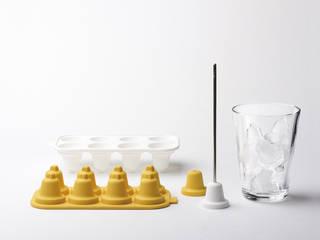 Icebell - Ice tray for Timbre por RYOSUKE FUKUSADA Moderno