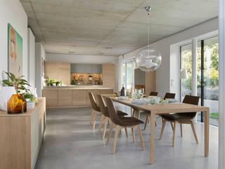 tak Tisch: modern  von TEAM 7 Natürlich Wohnen GmbH,Modern