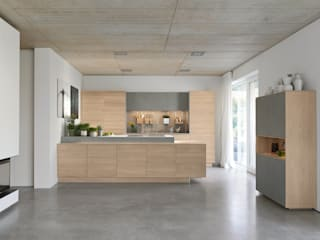 filigno Küche: modern  von TEAM 7 Natürlich Wohnen GmbH,Modern