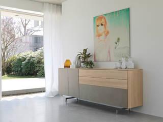 filigno Beimöbel: modern  von TEAM 7 Natürlich Wohnen GmbH,Modern