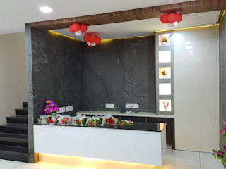 Architects for Commercial Buildings by Sahana's Creations Architects and Interior Designers Modern