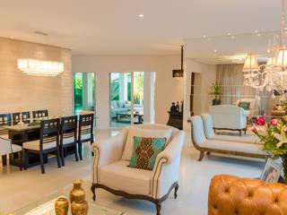 Escritório 238 Arquitetura Modern living room