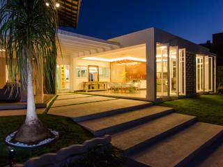 Escritório 238 Arquitetura Modern houses