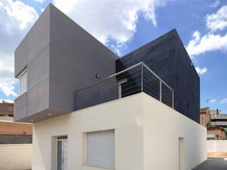 Maisons modernes par arqubo arquitectos Moderne