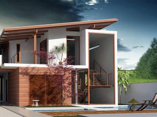 Casas  por UNICA Arquitetura