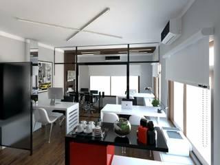 Escritórios e Espaços de trabalho  por UNICA Arquitetura