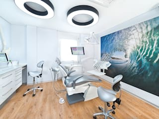 Zahnarztpraxis:  Praxen von Gaffga Interieur Design