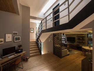 الممر والمدخل تنفيذ ARCO Arquitectura Contemporánea ,