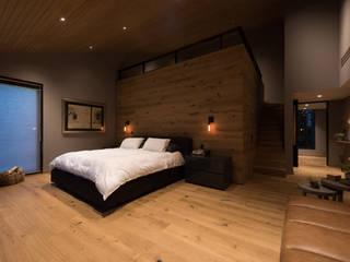 Casa AR Dormitorios modernos de ARCO Arquitectura Contemporánea Moderno