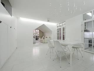 [HAPPY HOUSE 65] CĂN HỘ NHỎ NHƯNG ĐẦY ĐỦ CÔNG NĂNG bởi Công ty cổ phần NỘI THẤT AVALO Hiện đại