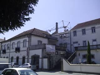 Reabilitação de edifício centenário:   por CivilSousa