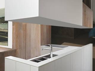 Apartment Cham | Interior Architecture | Interior Design: moderne Küche von rossana mingrone innenarchitektur
