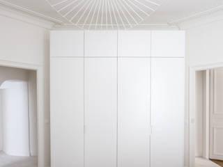 Moderne Schlafzimmer von Mon Concept Habitation Modern