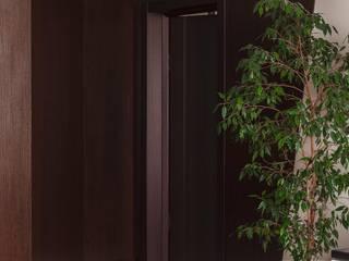 Проект перепланировки 2-х комнатной квартиры. Артековская.: Гостиная в . Автор – SunWaveStudio
