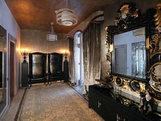 Дом в стиле неоклассика Коридор, прихожая и лестница в классическом стиле от Архитектурное бюро 'Дом-А' Классический