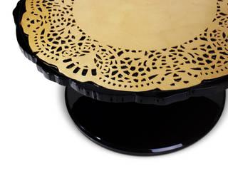 Crochet center table:   by Malabar