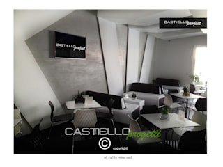 CASTIELLOproject Modern bars & clubs