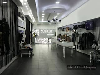 CASTIELLOproject Modern offices & stores