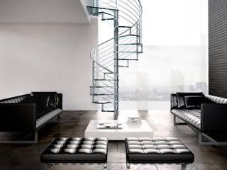 Euroscala Ingresso, Corridoio & Scale in stile moderno