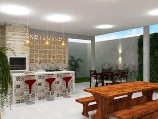 Cocinas modernas: Ideas, imágenes y decoración de ROSITA JAEGER ARQUITETURA E INTERIORES Moderno