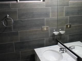 Remodelación Baño Principal San Pascual, Las Condes Constructora Acuña