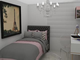 Classic style bedroom by Naromi Design Classic