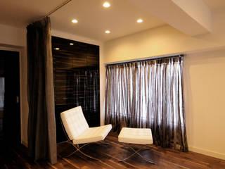 Room_08: TBJインテリアデザイン建築事務所が手掛けたスパ・サウナです。,モダン