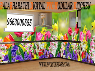balabharathi pvc interior design Multimedia roomFurniture Wood-Plastic Composite Multicolored