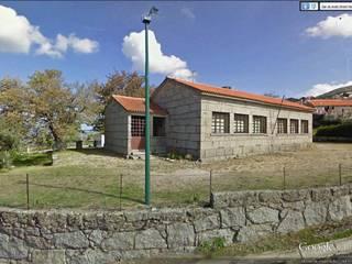Estrutura Residencial Para Pessoas Idosas - Linhares da Beira, Celorico da Beira: Casas  por ARKIVO,Moderno