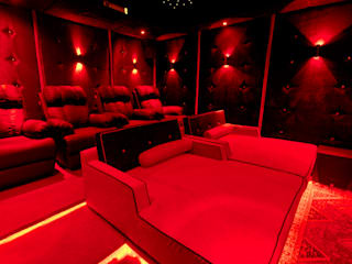 HOME THEATRE, FAMILY LOUNGE, PRIVATE BAR, GUEST/STUDY ROOM Sanjiv Malhan