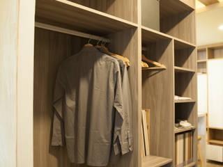 系統傢俱衣櫃設計 澄嶧空間設計 Minimalist dressing room