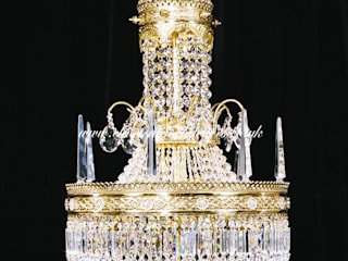 Palacial Chandeliers Classical Chandeliers 客廳照明