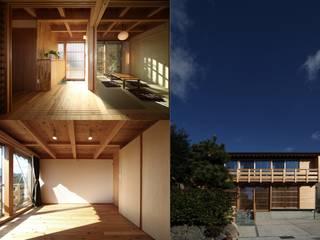 住宅02: 前田建築設計室が手掛けた和室です。