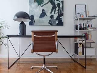 136_Appartmento per una coppia: Cucina in stile in stile Moderno di MIDE architetti