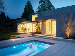 Aménagement Exterieur Moderne Pools von Ecologic City Garden - Paul Marie Creation Modern