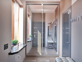 Corridor & hallway by Студия дизайна Interior Design IDEAS, Industrial