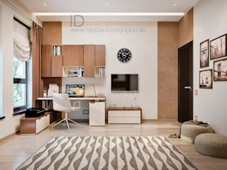 by Студия дизайна Interior Design IDEAS Industrial
