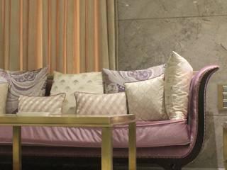 ETHNIC TOUCHE MIDAS DESIGN STUDIO Asian style living room