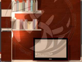 ออกแบบ 3d style modern โดย mayartstyle โมเดิร์น