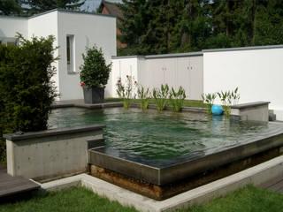 Oleh 2kn Architekt + Landschaftsarchitekt Minimalis