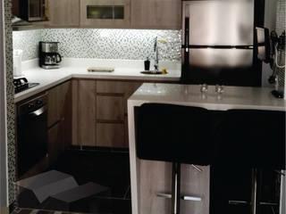 Cocina: Cocinas de estilo  por MT COINAS Y DISEÑOS, Moderno