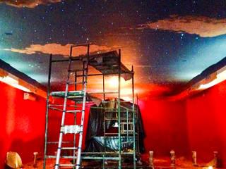 Templo Maçônico por Atelier Gustavo Gomes