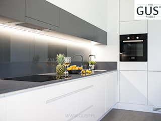 Cocinas de estilo moderno de GUST MEBLE Moderno