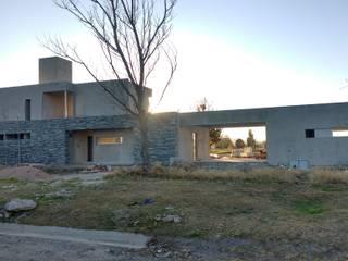 Vivienda GS | Valle del Golf Casas modernas: Ideas, imágenes y decoración de Arquitecto Nicolás Mora Moderno