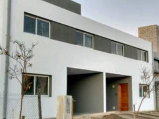 Dúplex NM | Miradores de Manantiales Casas modernas: Ideas, imágenes y decoración de Arquitecto Nicolás Mora Moderno