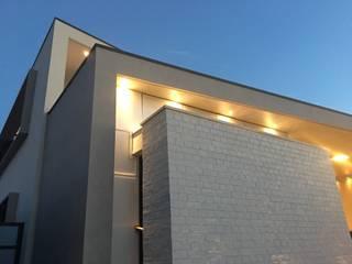 Casa MT Casas modernas por Sergio Matos Arquitetura Moderno
