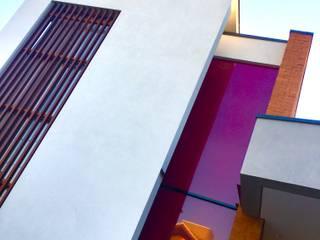 Casa KBC Casas modernas por Sergio Matos Arquitetura Moderno