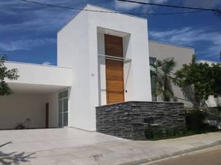 Casa AV Casas modernas por Sergio Matos Arquitetura Moderno