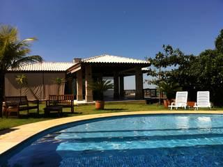 Casa BY: Casas  por Sergio Matos Arquitetura